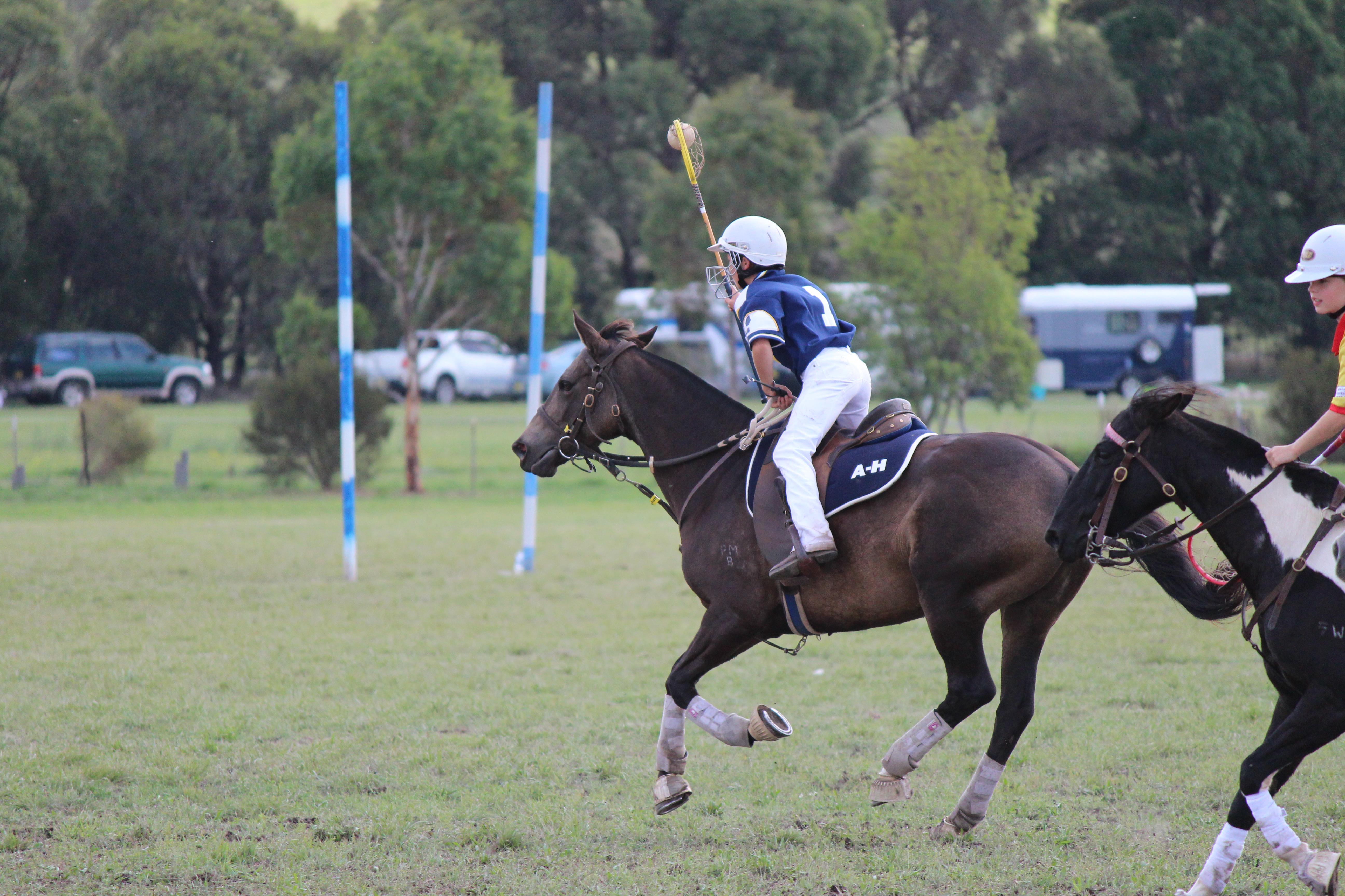 2018 Australian Polocrosse Junior Classic Ah Polocrosse