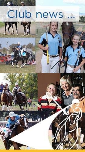 Albury / Holbrook Polocrosse Club News