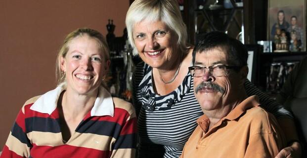 Peers celebrate as Helen, Tim named life members